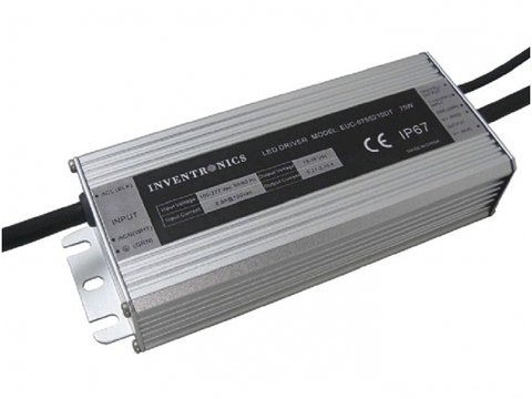 LED draiveris AC/DC LED 2100 mA 75W CC DIMM IP67