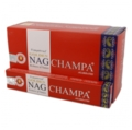 Golden Nag Champa smilkalai x 12