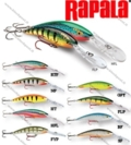 Rapala vobleris Deep Tail Dancer 11 cm