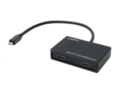 Keitiklis Mini-DisplayPort į 2x HDMI