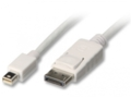 Mini-DisplayPort į DisplayPort kabelis 2m 2160p