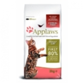 Sausas maistas katėms APPLAWS Cat Adult Chicken & Salmon