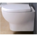 WC dangtis TOUCH 1 New su soft close sistema, baltas