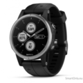 Garmin Fenix 5S Plus Silver Black