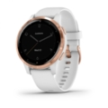 Garmin Vivoactive 4S White Gold